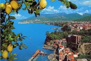 I turisti della Campania scelgono Sorrento