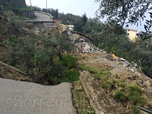 Rischio idrogeologico: In Campania allarme per 504 Comuni su 551