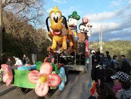 Tornano i carri allegorici del Carnevale a Termini, ma la sfilata prevista per oggi slitta a domenica prossima