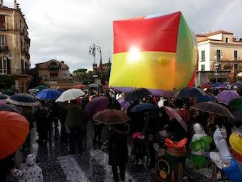 Carnevale-sorrento-ombrello