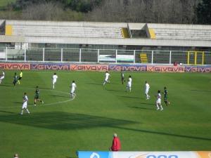 Il Sorrento risorge: i rossoneri vincono a Chieti 2 a 0