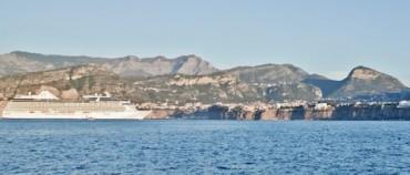 Crociere, il porto di Sorrento si conferma nei primi 15 approdi italiani anche nel 2014
