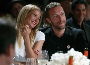La storia d'amore tra Gwyneth Paltrow e Chris Martin giunge al capolinea