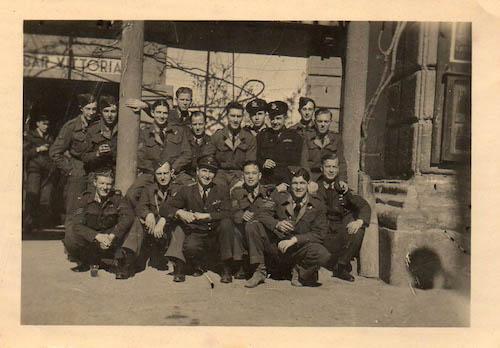 Harry Hacker ed i suoi colleghi piloti