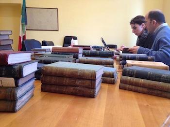 """Il Forum dei Giovani di Sant'Agnello """"recupera"""" la collezione di libri appartenente a Francis Marion Crawford"""
