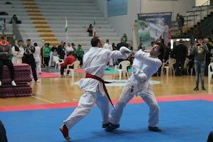 Nami karate Massa Lubrense