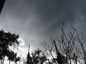 Prorogata l'allerta meteo in costiera sorrentino-amalfitana
