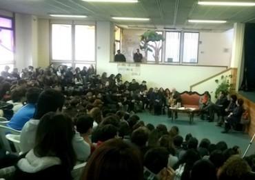 """Olocausto, a Piano un incontro con Samuel Modiano: """"La mia missione è raccontare ai ragazzi l'esperienza ad Auschwitz"""""""