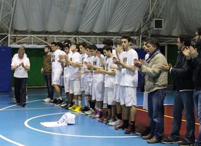 """I ragazzi della Fortitudo Basket ricordano il loro compagno """"Freddy"""" Peraino"""