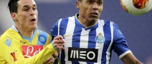 Europa League, il Napoli sconfitto 1-0 dal Porto