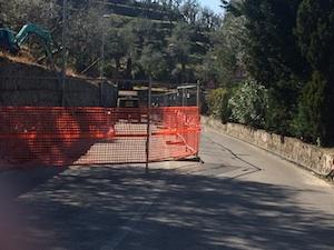 Strada Provinciale 7 Sorrento-Massa Lubrense, nuovi orari di chiusura