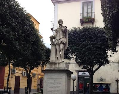L'anniversario del Tasso, a Sorrento tutto pronto per le celebrazioni in onore del sommo poeta