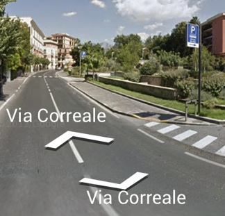 Via Correale