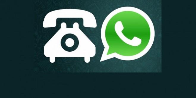 """Whatsapp con sistema """"Voip"""": presto le chiamate gratis via web"""