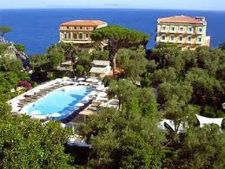Migliori hotel italiani, a Sorrento solo il Vittoria