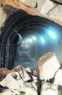 Quasi ultimata la galleria di sicurezza, per la fine di giugno prevista l'apertura del tunnel Seiano-Pozzano