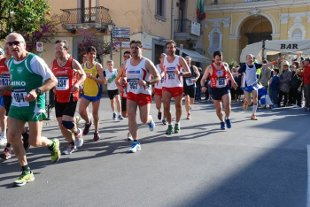 Domenica di Duathlon per le strade di Sorrento