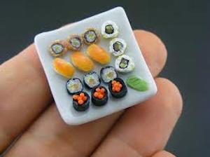 A Tokio il sushi diventa micro