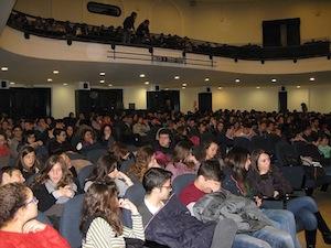"""Un successo per lo spettacolo """"We free"""" organizzato dalla comunità di San Patrignano"""