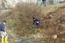 Ambientalisti in campo per la pulizia dei rivoli, rimossi quintali di rifiuti