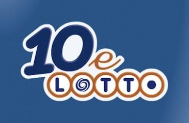 "Fortuna a Sorrento, gioca 2 euro al ""10eLotto"" e vince 63mila euro"