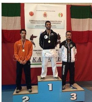 Pioggia di titoli per la Nami Karate Dojo, che ottiene anche un pass per i mondiali
