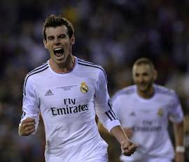 Il Real vince la Coppe del Rey, con un gol pazzesco di Bale – Guarda Video –