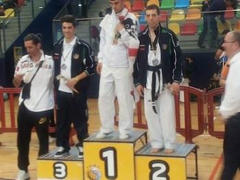 Taekwondo, a Barcellona Andrea Cuomo conquista il bronzo