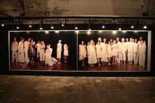 """""""Privata"""", la mostra-progetto contro la violenza sulle donne a Sorrento"""