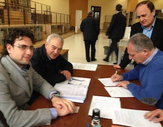 Elezioni Europee, in lista con l'Italia dei Valori anche Nello Di Nardo