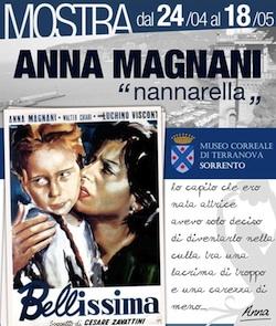 Al museo Correale una mostra dedicata all'attrice Anna Magnani