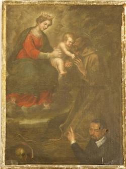 """A Piano torna il """"Maggio dei Monumenti"""" con lo scopo di restaurare la tela """"Madonna con Bambino e San Francesco"""""""