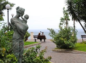 A Pasquetta tutti i giardini pubblici di Sorrento saranno off-limits