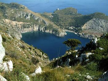 Punta Campanella in gara come area protetta più bella d'Italia