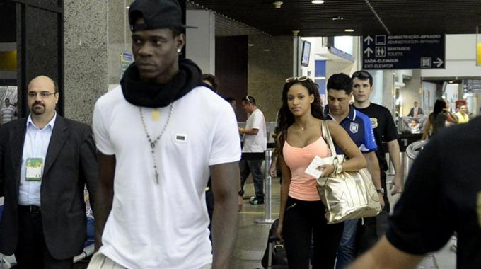 #Balotelli a Capodichino
