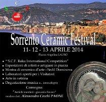 A Sorrento un festival dedicato all'arte della ceramica