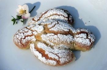 I dolci della tradizione pasquale della penisola a Villa Caracciolo
