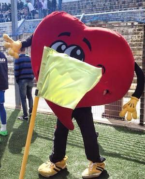 """Il Nautico vince la nona edizione della partita del cuore allo stadio """"Italia"""""""