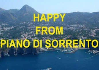 "La mania ""Happy"" contagia anche Piano di Sorrento -Guarda il Video-"