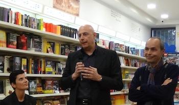 """Alla libreria Tasso la rassegna """"Giovedì con l'autore"""""""