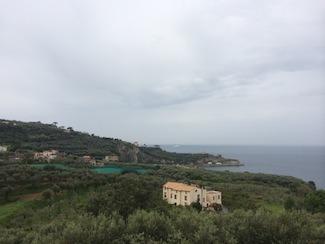 Ponte del 25 aprile con la pioggia anche in penisola sorrentina