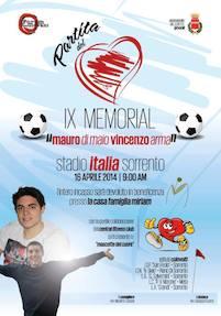 """Allo stadio """"Italia"""" torna la partita del cuore"""