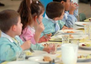 Mensa scolastica a Sorrento, via al bando da quasi 2milioni