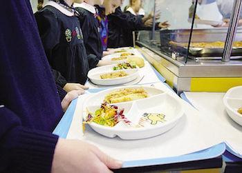 Tutto ok per l'Asl alla mensa scolastica di Sant'Agnello
