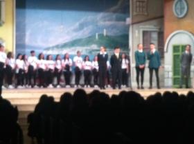 Gli studenti del San Paolo attori per un giorno