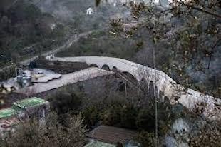 Da ieri è aperto al transito il viadotto del Rivo d'Arco