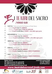 """""""I teatri del sacro"""" fanno tappa a Sorrento con due spettacoli"""
