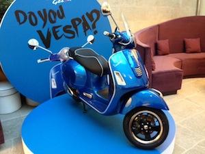 Vespa lancia due nuovi modelli all'insegna del comfort e della sicurezza
