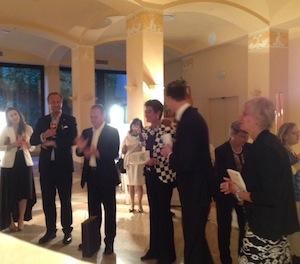 "Al Sorrento Palace presentato il libro ""Sorrento, Capri & Costiera Amalfitana"""