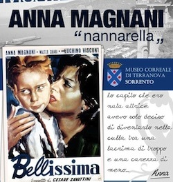 Prolungata la mostra su Anna Magnani al museo Correale
